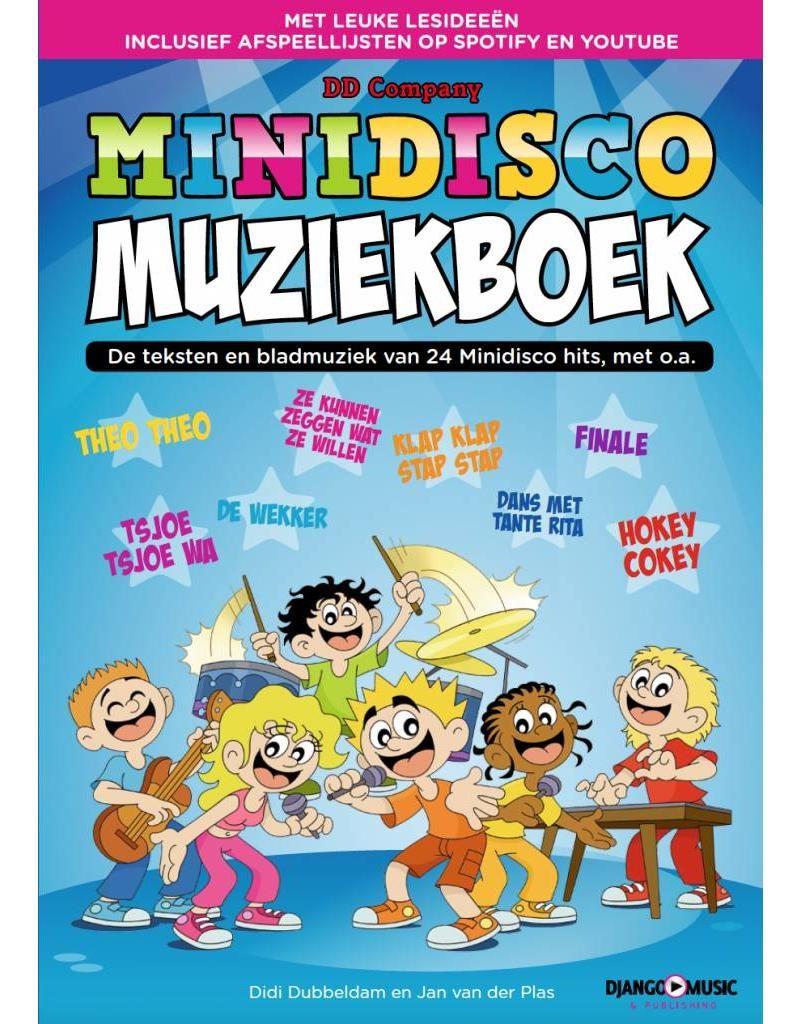 Image of the Minidisco Muziekboek
