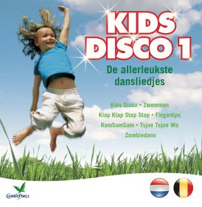 Center Parcs Kids Disco CD-hoes