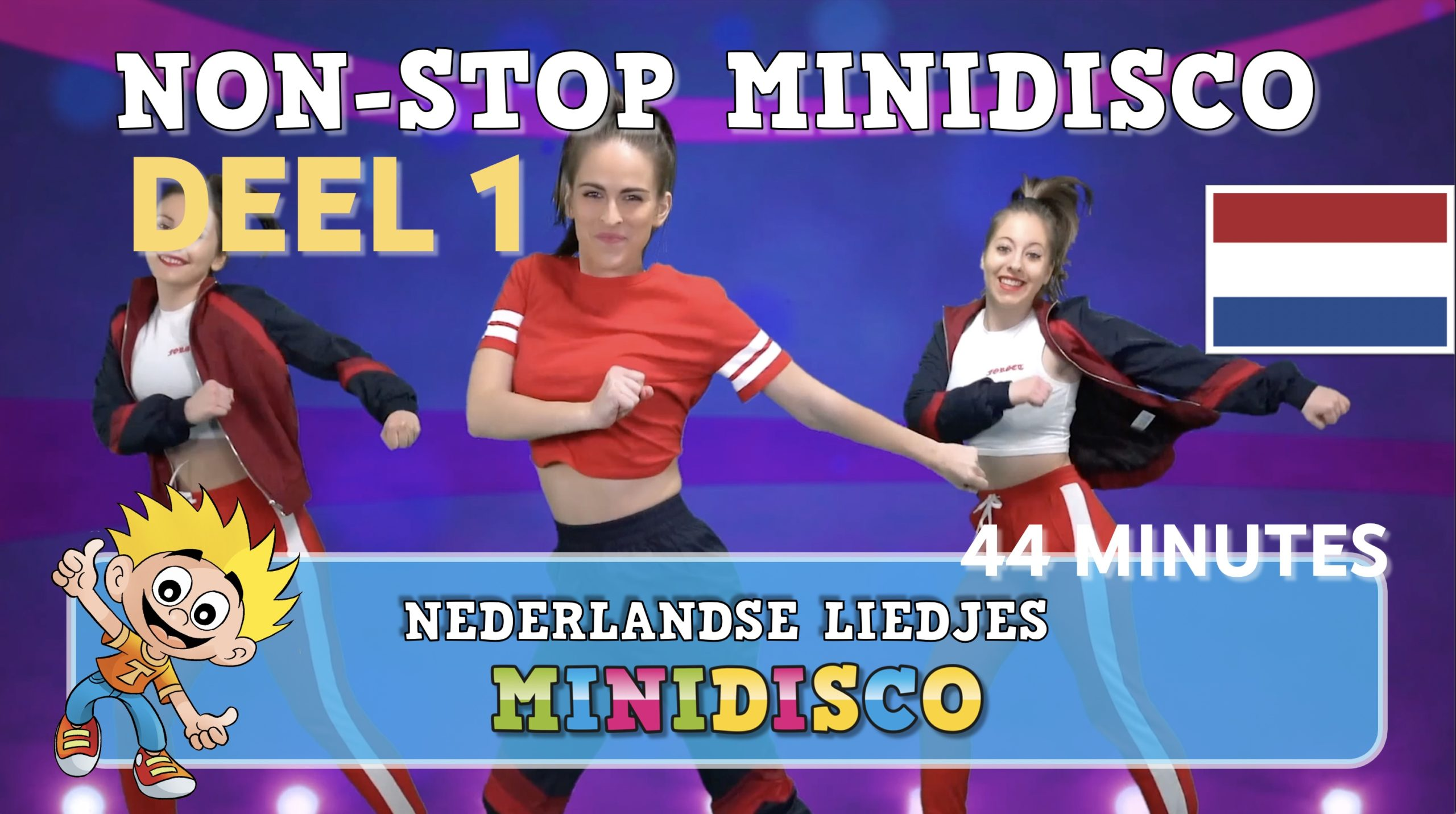 Thumbnail Minidisco NL - Deel 1